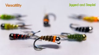 The Only Nymph You Need To Learn - McFly Angler Nymph Fly Tying Tutorial