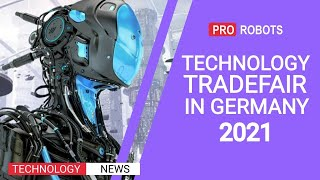 Robot Exhibition in Germany 2021 | Robots from DNA | High Tech News