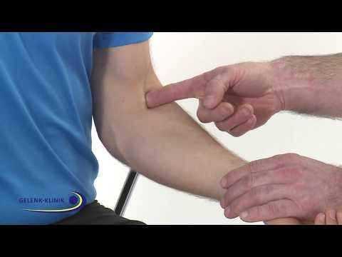Behandlung von thorakalen Osteochondrose der Dikulja