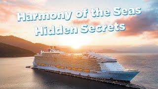 Best Harmony of the Seas secrets!
