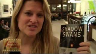 Laura Thomas Shadow Swans Book Reading at State Farm Next Door Chicago