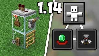 ОБНОВЛЕНИЕ СТЕКЛА + НОВЫЕ ЭФФЕКТЫ - СНАПШОТ 19w13a - Minecraft 1.14