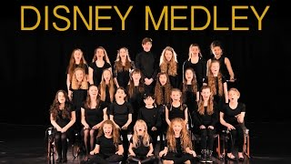 DISNEY Medley, by fantastic young singers.