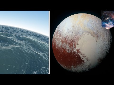 Underground ocean on Pluto kept from freezing by gas layer - TomoNews