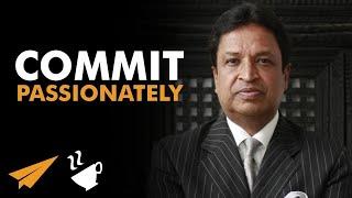 Commit PASSIONATELY - Binod Chaudhary -  #Entspresso