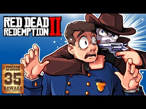 CATCHING LEGENDARY FISH & SAVING JOHN! - RED DEAD REDEMPTION 2 - Ep. 35! Mp3