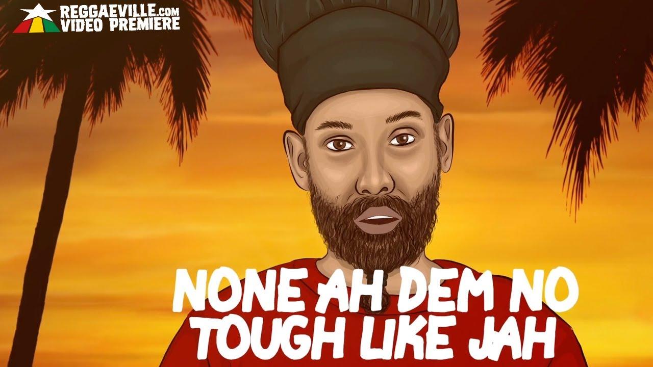 Jah Defender - Tough Like Jah [Official Lyric Video 2020]