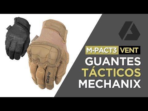 Comparación Guantes Mechanix M-Pact 3 & Vent - Airsoft Review en Español