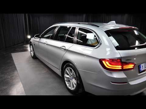 BMW 5-SARJA 520d Tbo A F11 Touring xDrive Bsn Auto, Farmari, Automaatti, Diesel, Neliveto, YIL-741