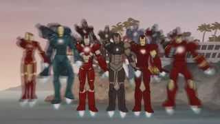 """Железный Человек, Как следовало закончить фильм """"Железный Человек 3"""". Дубляж"""