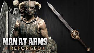 Dawnbreaker - Elder Scrolls: Skyrim - Man At Arms: Reforged - dooclip.me