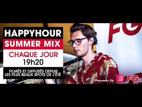 NYERS   SUMMER MIX   LIVE DJ SET   RADIO FG