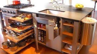 Fantastic Space Saving  Kitchen Ideas And Kitchen Designs -Smart Kitchen