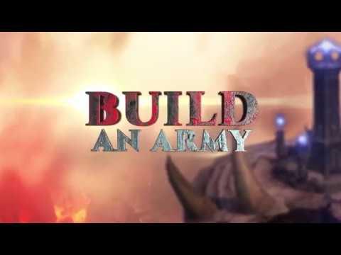 Vídeo do Warhammer: Chaos & Conquest - Construa seu Bando