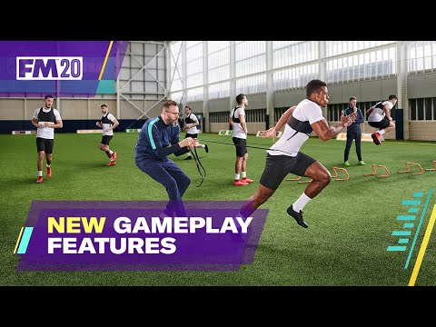 Football Manager 2020 | New Gameplay Features | Coming November thumbnail