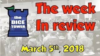 Week in Review - March 5, 2018