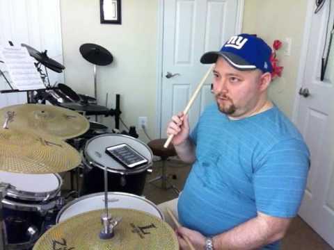 """Zac Treby's Drum Studio International: """"40 Rudiments: Single Dragadiddle"""""""