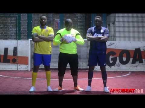 Dr Sid vs Afrobeat360 vs Adot Comedian (Penalty Shoot-out Interview)