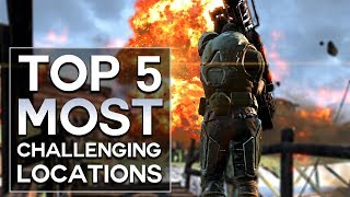 Fallout 4 - Top 5 Most Challenging Locations