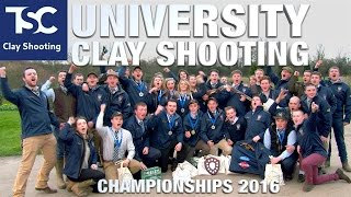 University Clay Shooting Championship 2016