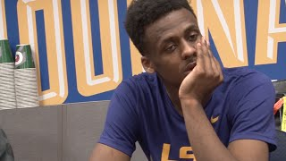 LSU Basketball tries to make sense of Texas A&M Loss