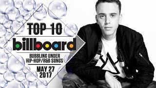 Top 10 • US Bubbling Under Hip-Hop/R&B Songs • May 27, 2017 | Billboard-Charts