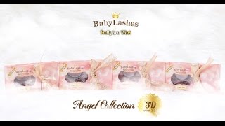 3D Angel Collection ขนตาปลอม 3D