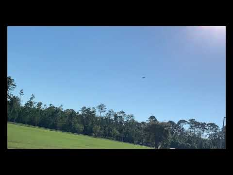 eflite-v900-first-fast-passes-and-perfect-landing