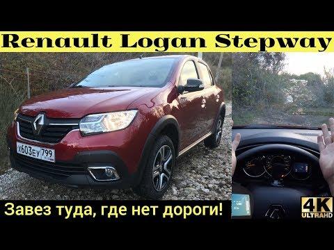 Технические характеристики автомобиля Renault Logan Stepway