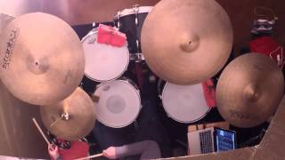 """Aaron Krause - """"All My Heart"""" - Bennett Ford Drum Cover"""