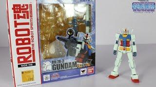 【涛哥测评】ROBOT魂RX-78-2敢达A.N.I.M.E Gundam Review