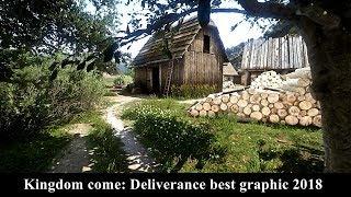 Kingdom come Deliverance 4k Extrem modded graphic
