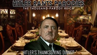 Hitler's Thanksgiving Dinner