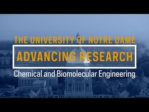 Advancing Research: Chemical and Biomolecular Engineering