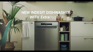 Indesit Extra Hygiene | New Indesit Dishwasher Range Advert