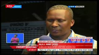 Kericho Gubernatorial aspirant-Benjamin Lang'at sends a harsh warning to Jubilee Secretariat
