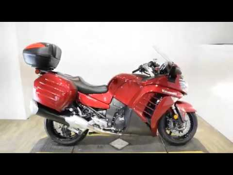 2014 Kawasaki Concours® 14 ABS in Wauconda, Illinois - Video 1