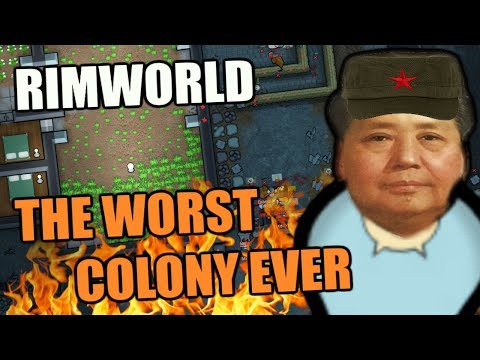 Rimworld: How To Build The Worst Colony Ever