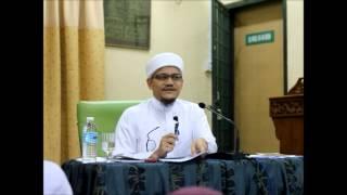 Ustaz Nazmi Abd Karim I Kesesatan Syiah Imamiyyah Part 2