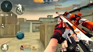 Thunder Assault : Герой Войны (M82A1- КИЛЛЕР.имен.)