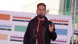 Theo Tams / Beyond the Mountain - Home Away From Home - Luminato, June 8, 2014