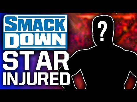 SmackDown Superstar Injured   WWE Superstars Invited To IMPACT Wrestling