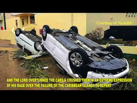 PROPHECY ON THE DREADFUL JUDGMENT OF GOD COMING TO THE CARIBBEAN ISLANDS FULFILLED, PROPHET OWUOR!