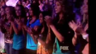 Adam Lambert- U2- One FULL VIDEO WITH JUDGES REACTION