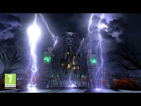 Видео № 0 из игры Семейка Аддамс: Переполох в особняке [Xbox]