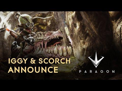 Iggy & Scorch Trailer
