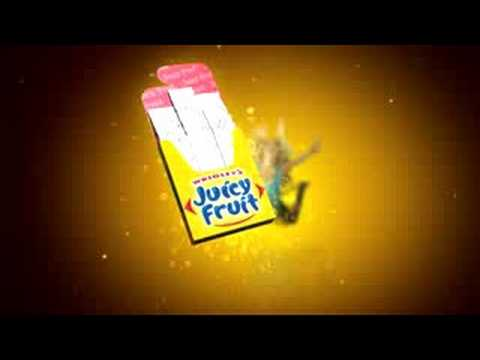 Commercial for Wrigley's Juicy Fruit (2009) (Television Commercial)