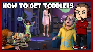 Sims 4 - How to Get Toddlers (No Mods or Cheats)
