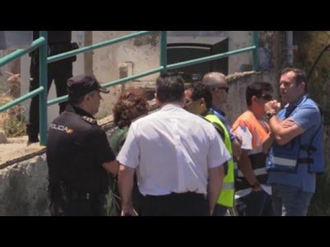 La mujer de la explosión de Las Palmas había sido apuñalada antes
