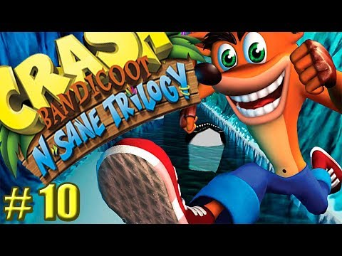 /CZ\ Crash Bandicoot N. Sane Trilogy Part 10 - Časy se mění